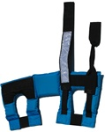 Pediboard Head Harness - Black
