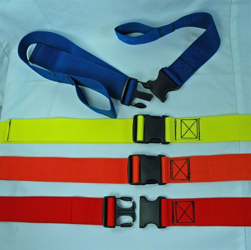Side Release 5 Ft Stretcher Straps