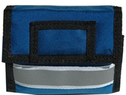 Emergency Medical Blood Pressure Cuff Case, Pediatric, Royal Blue