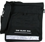 Saw Blade Bag Black